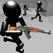 play Battle Simulator: Counter Stickman