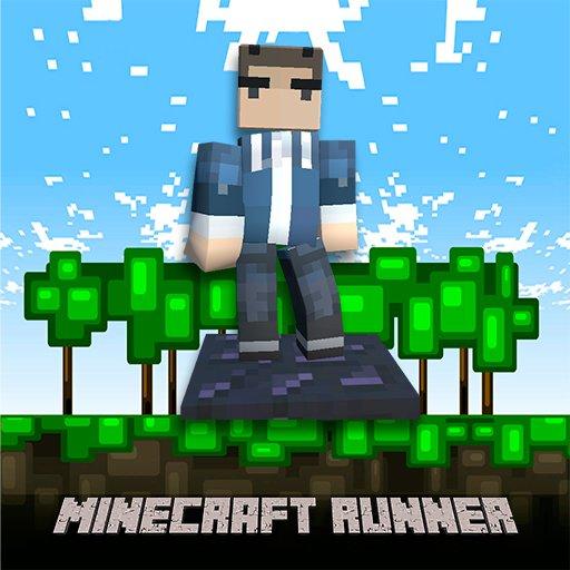 play Minecraft Runner