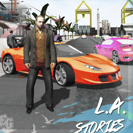 play L.A. Crime Stories Mad City Crime
