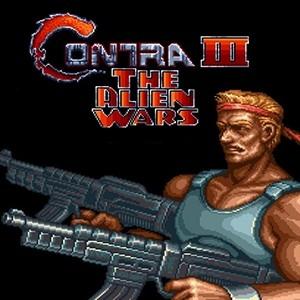 Contra 3 The Alien Wars Play Game Online Kiz10 Com Kiz