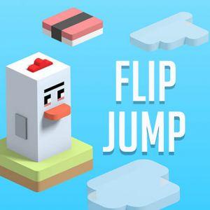 Flip Jump Play Game online Kiz10 com - KIZ