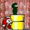 Mario Gives Up 3