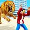 Lion Simulator Attack 3D
