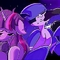 FNF with Twilight Sparkle and Mordecai