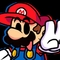 Friday Night Funkin' vs Mario v2