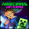 Game Minecaves Lost in Space