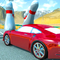 Game Crazy Car Crash Stunts Bowling Edition
