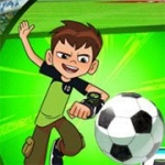 Penalty Power - Ben 10 Games