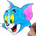 Tom and Jerry: I Can Draw