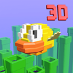 Flappy Bird 3D Game Online kiz10