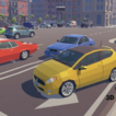 2 Player City Racing