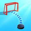 Hockey Shot Game 3D