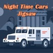 Night Time Cars Jigsaw