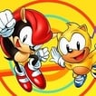 Mighty & Ray In Sonic