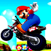 Super Mario Wheelie