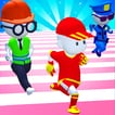 Knockout Fall Guys 3D Run - Royale Race
