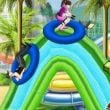 Race in Aqualand Game Online kiz10