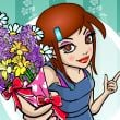 Happy flower Game Online kiz10