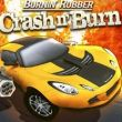 Game Burnin rubber crash and burn