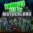 Zombies ate my motherland