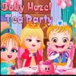 Baby Hazel Tea Party Game Online kiz10
