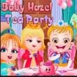 Game Baby Hazel Tea Party