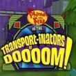 Phineas and Ferb: Transportinators Game Online kiz10