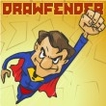 Drawfender  Game Online kiz10
