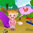 Baby Hazel Laundry Time Game Online kiz10