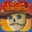 Burning Scarecrow Game Online kiz10