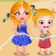 Baby Hazel Strandparty Game Online kiz10