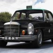 Game Mercedes 300 SEL Taxi Puzzle