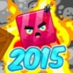 Blockoomz 2015: New Year Blast Game Online kiz10