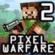 Minecraft: Pixel Warfare 2 Game Online kiz10