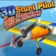 3D Flight Simulator Stunts