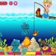 Baby Fishing Game Online kiz10