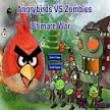 Angrybirds VS Zombies Ultimate War Game Online kiz10