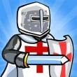 Crusader Defense Game Online kiz10