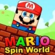 Mario Spin World Game Online kiz10