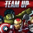 LEGO Super Heroes Team Up Game Online kiz10