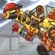 Dino Robot Pachycephalo S
