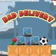 Bad Delivery Game Online kiz10