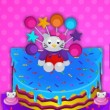 Hello Kitty Inspired Cake Game Online kiz10