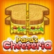 Papas Cheeseria Game Online kiz10