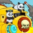 Ruthless Pandas Game Online kiz10