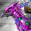 Robot Eagle Game Online kiz10