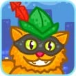 Robin Cat Game Online kiz10