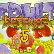 Fruit Defense 5 Game Online kiz10