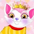 Princess Kitten At Barbie