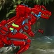 Dino Robot Battle Field Game Online kiz10